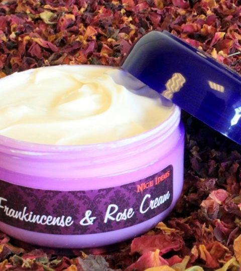 Frankincense & Rose Cream