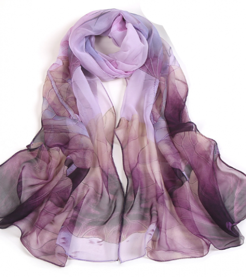 Purple Haze Scarf