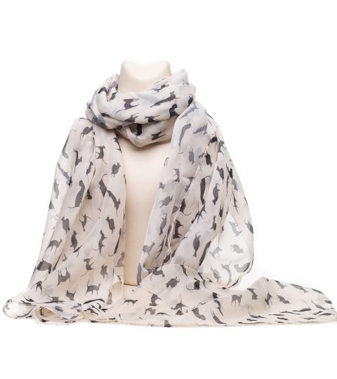 Luna Scarf  And Jewellery Offer